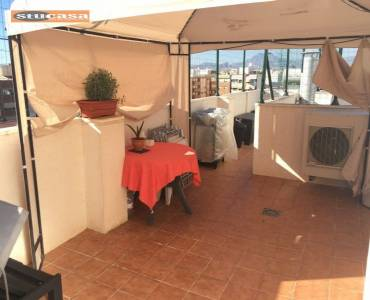 San Juan,Alicante,España,2 Bedrooms Bedrooms,1 BañoBathrooms,Atico,34921