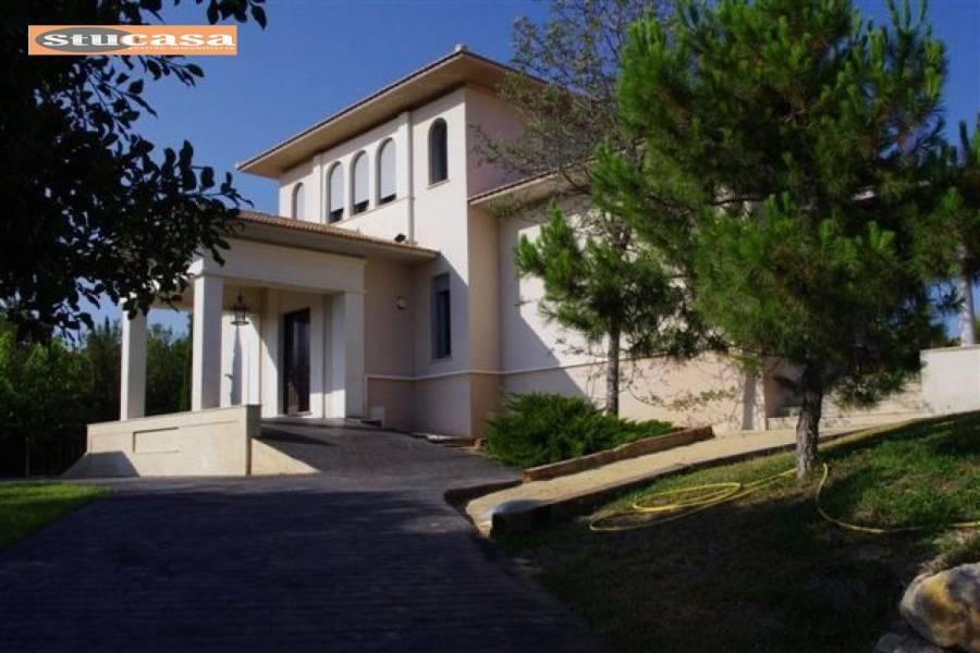 San Juan,Alicante,España,5 Bedrooms Bedrooms,4 BathroomsBathrooms,Chalets,34922