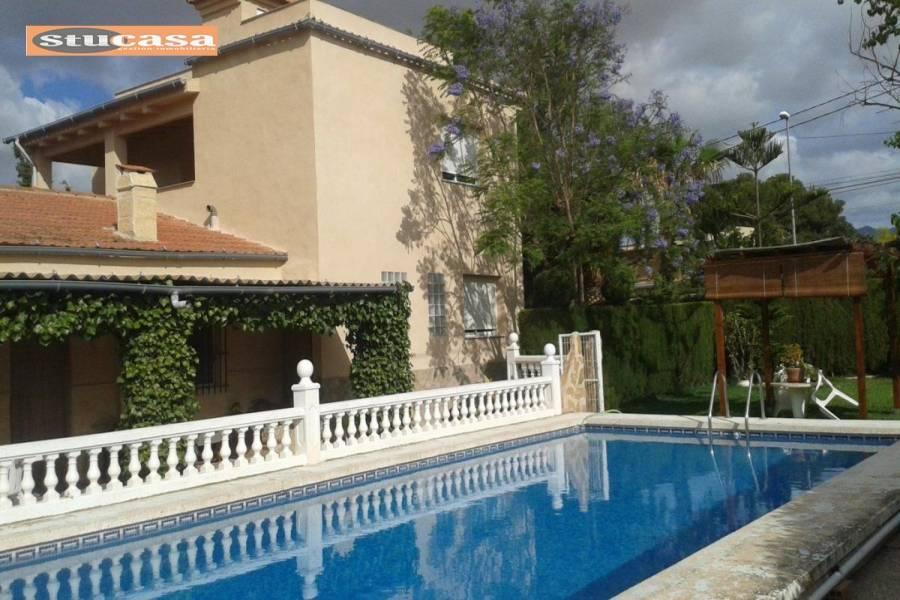 San Vicente del Raspeig,Alicante,España,8 Bedrooms Bedrooms,3 BathroomsBathrooms,Chalets,34925