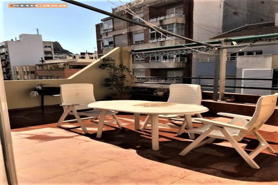 Alicante,Alicante,España,2 Bedrooms Bedrooms,1 BañoBathrooms,Atico,34929