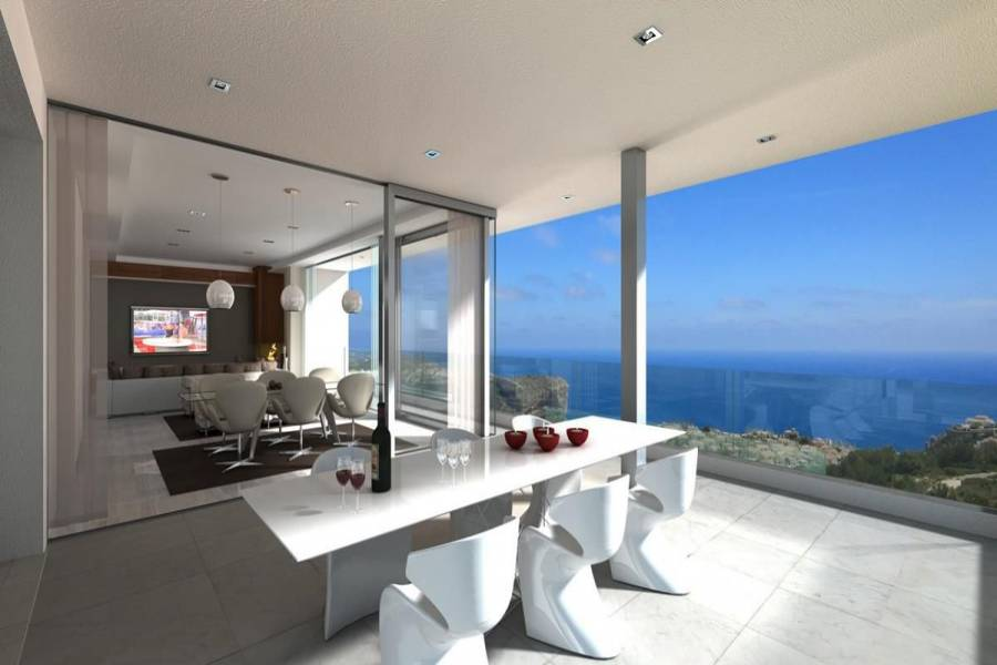 Benitachell,Alicante,España,5 Bedrooms Bedrooms,6 BathroomsBathrooms,Casas,34943