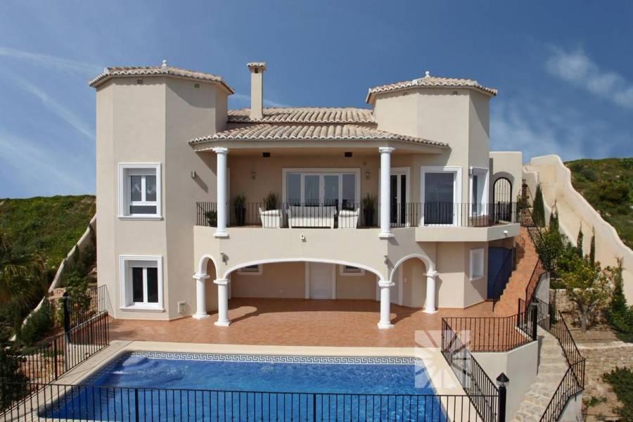 Benitachell,Alicante,España,3 Bedrooms Bedrooms,4 BathroomsBathrooms,Casas,34945