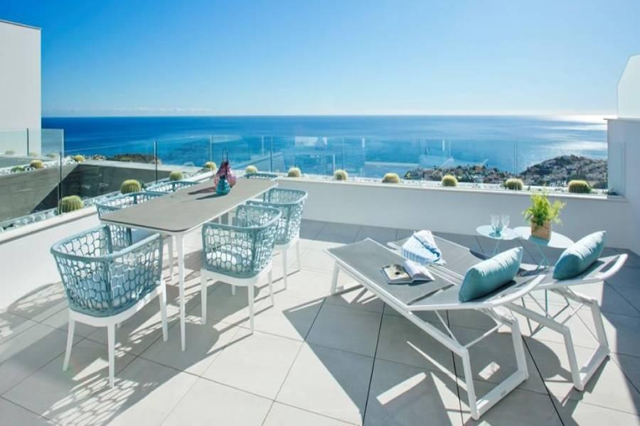 Benitachell,Alicante,España,2 Bedrooms Bedrooms,2 BathroomsBathrooms,Atico,34946