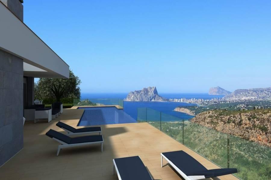 Benitachell,Alicante,España,3 Bedrooms Bedrooms,3 BathroomsBathrooms,Casas,34970