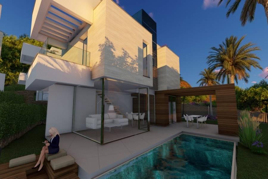 Polop,Alicante,España,4 Bedrooms Bedrooms,3 BathroomsBathrooms,Casas,34983