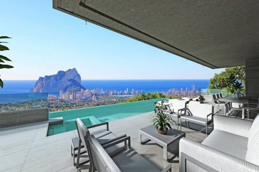 Benissa,Alicante,España,4 Bedrooms Bedrooms,4 BathroomsBathrooms,Casas,34986