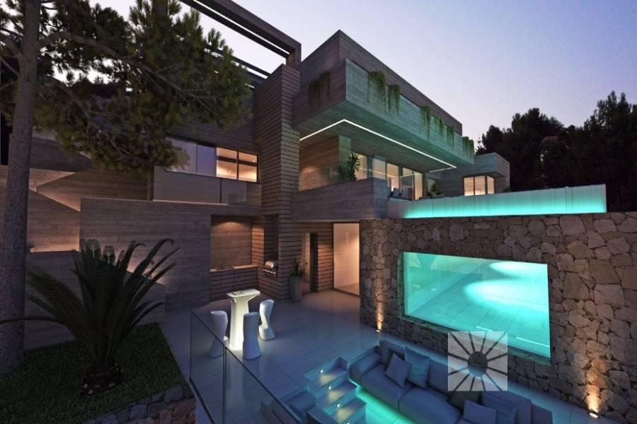 Benissa,Alicante,España,3 Bedrooms Bedrooms,5 BathroomsBathrooms,Casas,34987