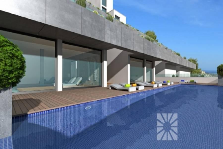 Benitachell,Alicante,España,2 Bedrooms Bedrooms,2 BathroomsBathrooms,Apartamentos,34988