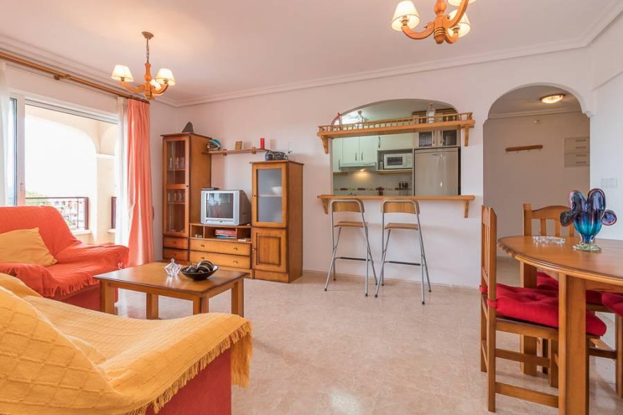 Orihuela Costa,Alicante,España,2 Bedrooms Bedrooms,2 BathroomsBathrooms,Atico duplex,34998