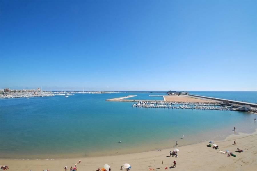 Torrevieja,Alicante,España,3 Bedrooms Bedrooms,1 BañoBathrooms,Atico,34999