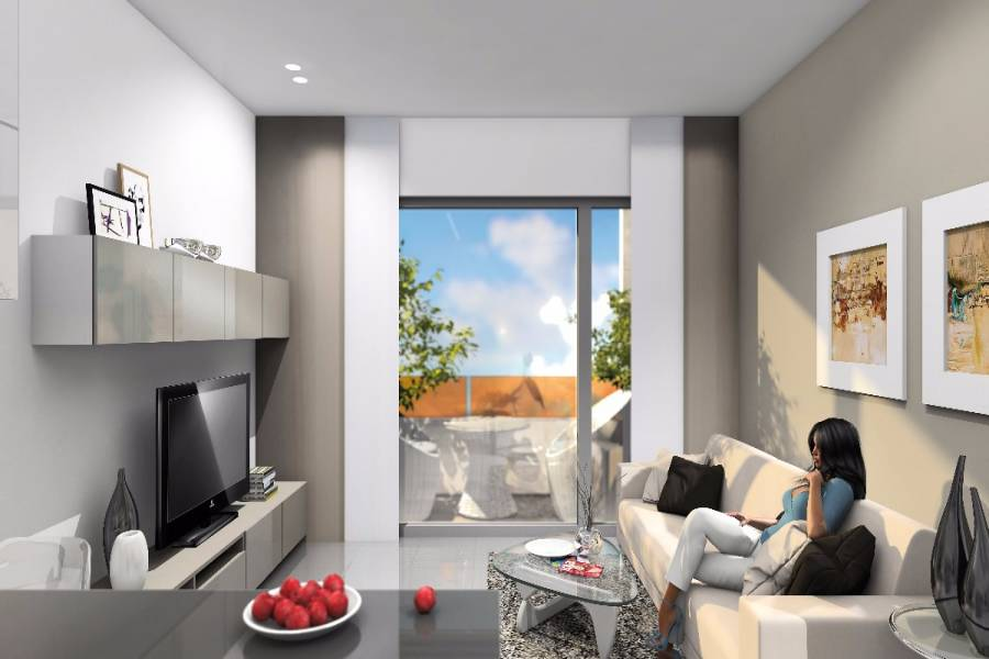 Torrevieja,Alicante,España,2 Bedrooms Bedrooms,2 BathroomsBathrooms,Apartamentos,35009