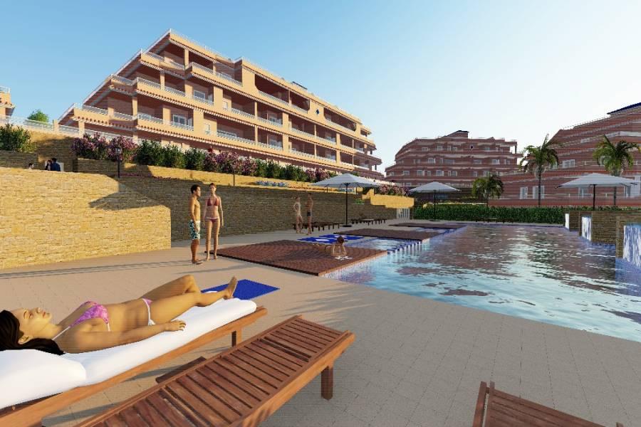 Orihuela Costa,Alicante,España,3 Bedrooms Bedrooms,2 BathroomsBathrooms,Apartamentos,35016