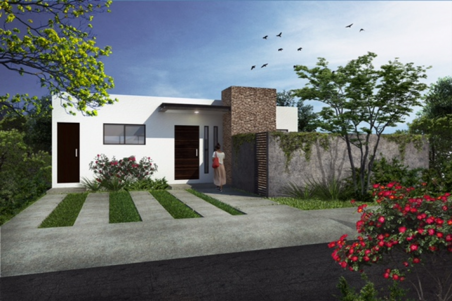 Conkal,Yucatán,Mexico,3 Bedrooms Bedrooms,2 BathroomsBathrooms,Casas,3965