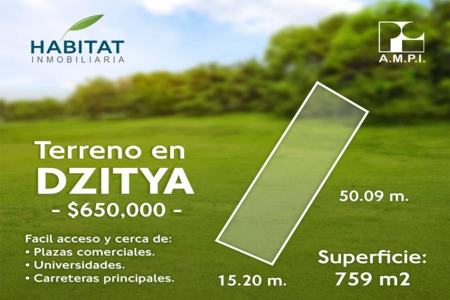 Mérida,Yucatán,Mexico,Lotes-Terrenos,3972