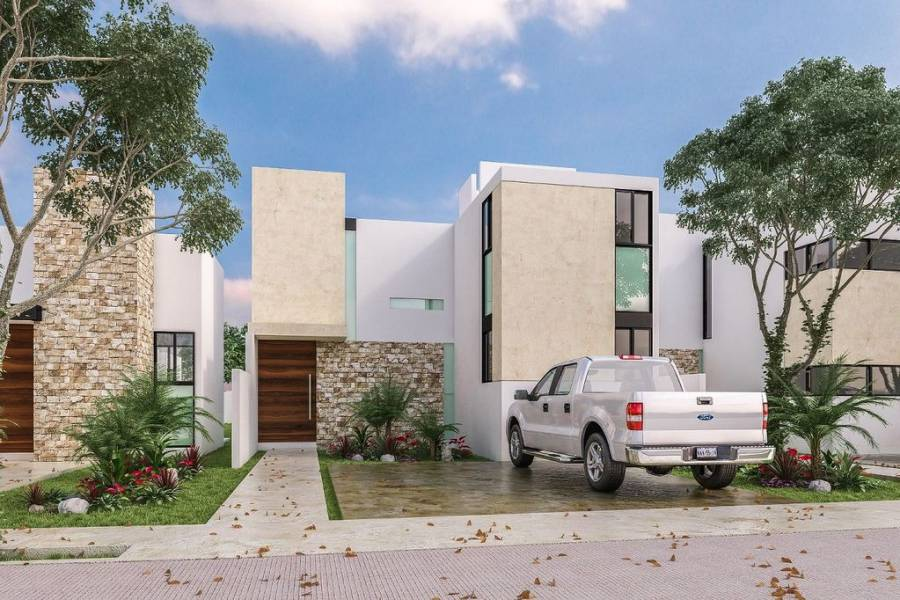 Mérida,Yucatán,Mexico,3 Bedrooms Bedrooms,3 BathroomsBathrooms,Casas,3978