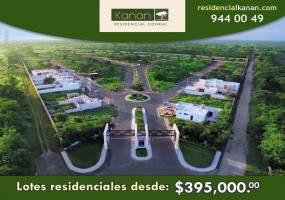Conkal,Yucatán,Mexico,Lotes-Terrenos,4007