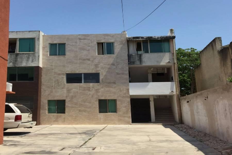 Mérida,Yucatán,Mexico,2 Bedrooms Bedrooms,2 BathroomsBathrooms,Apartamentos,4008