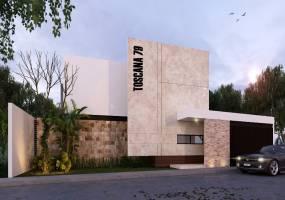 Mérida,Yucatán,Mexico,2 Bedrooms Bedrooms,1 BañoBathrooms,Casas,4015
