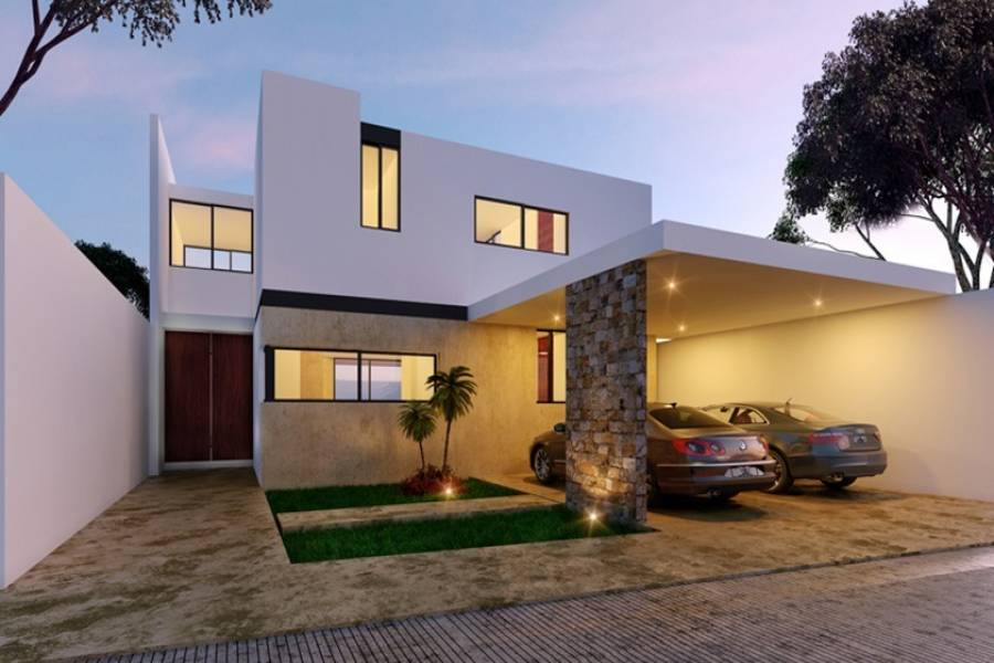 Mérida,Yucatán,Mexico,3 Bedrooms Bedrooms,3 BathroomsBathrooms,Casas,4035