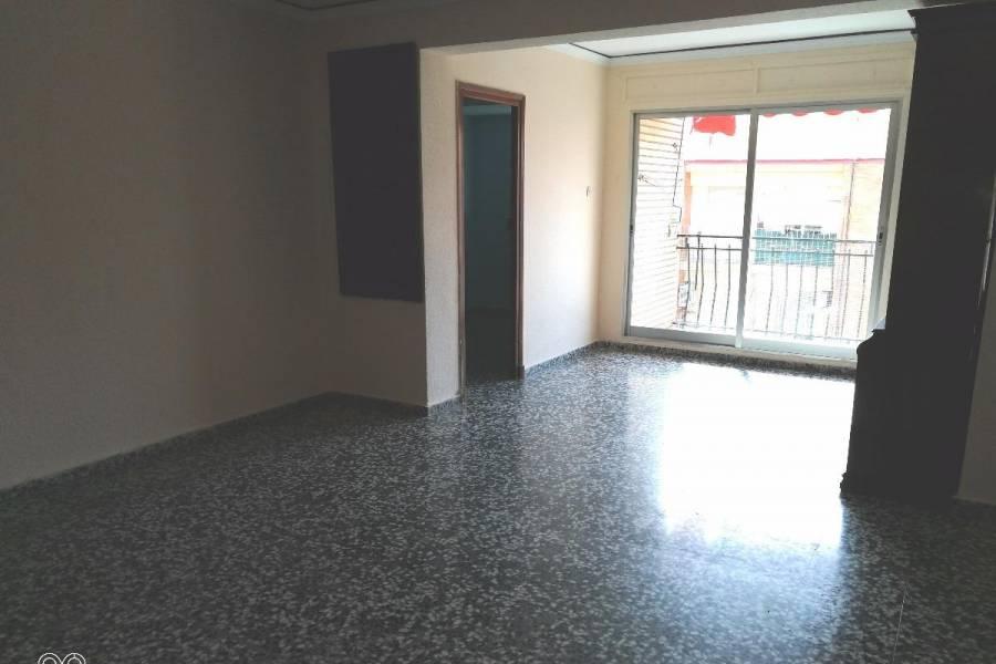 Paterna,Valencia,España,3 Bedrooms Bedrooms,1 BañoBathrooms,Apartamentos,4288