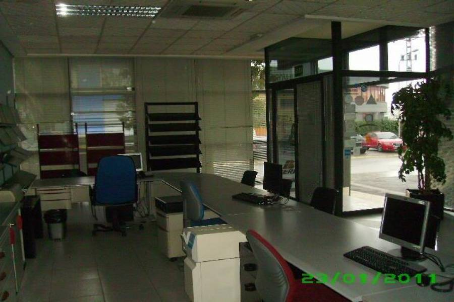 Paterna,Valencia,España,1 BañoBathrooms,Oficinas,4295