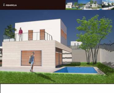 Riba-Roja de Turia,Valencia,España,4 Bedrooms Bedrooms,3 BathroomsBathrooms,Fincas-Villas,4331