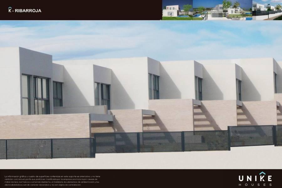 Riba-Roja de Turia,Valencia,España,3 Bedrooms Bedrooms,2 BathroomsBathrooms,Fincas-Villas,4332