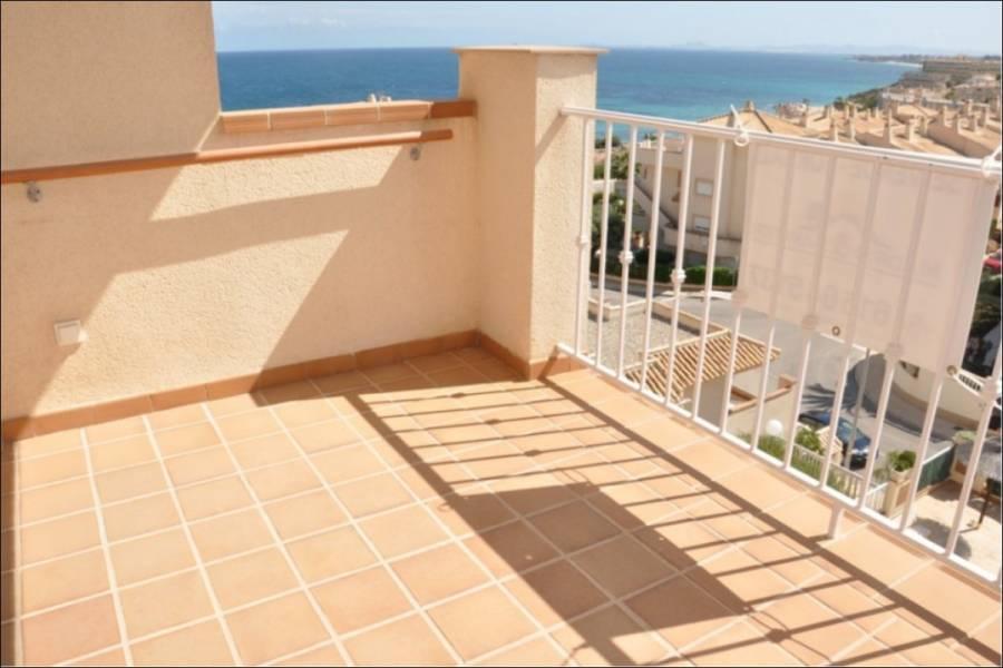 Orihuela Costa,Alicante,España,3 Bedrooms Bedrooms,2 BathroomsBathrooms,Atico,39126