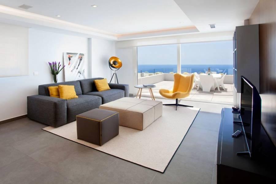 Benitachell,Alicante,España,3 Bedrooms Bedrooms,2 BathroomsBathrooms,Apartamentos,39194