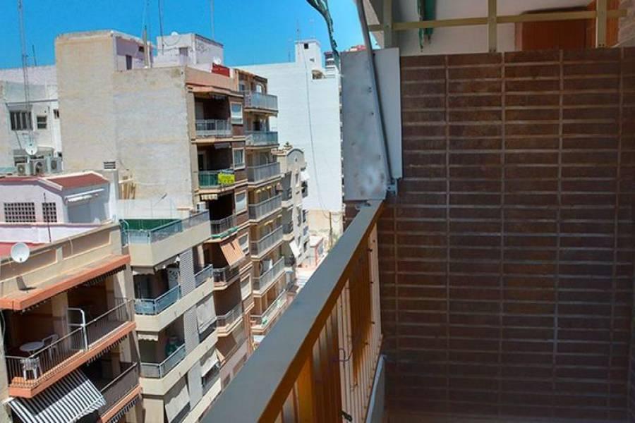 Santa Pola,Alicante,España,1 Dormitorio Bedrooms,1 BañoBathrooms,Apartamentos,39291