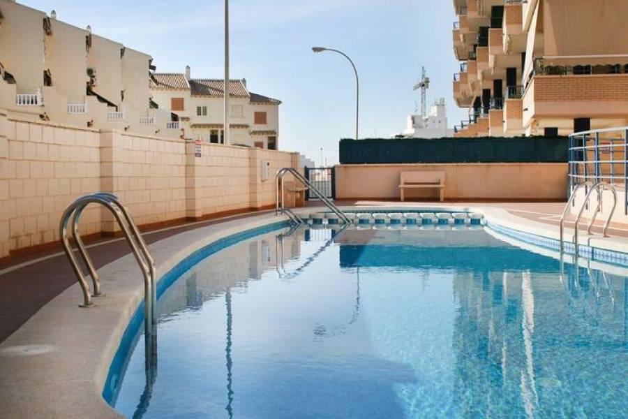 Santa Pola,Alicante,España,3 Bedrooms Bedrooms,2 BathroomsBathrooms,Apartamentos,39334