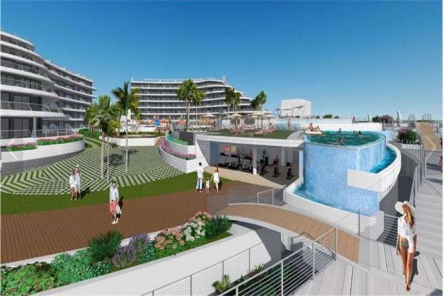 Arenales del sol,Alicante,España,3 Bedrooms Bedrooms,2 BathroomsBathrooms,Apartamentos,39344