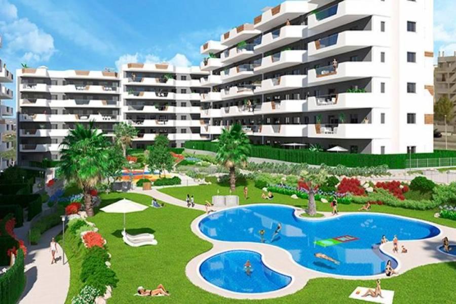 Arenales del sol,Alicante,España,2 Bedrooms Bedrooms,1 BañoBathrooms,Apartamentos,39353