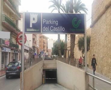 Santa Pola,Alicante,España,Cocheras,39357