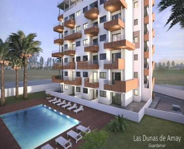 Guardamar del Segura,Alicante,España,2 Bedrooms Bedrooms,2 BathroomsBathrooms,Apartamentos,39366