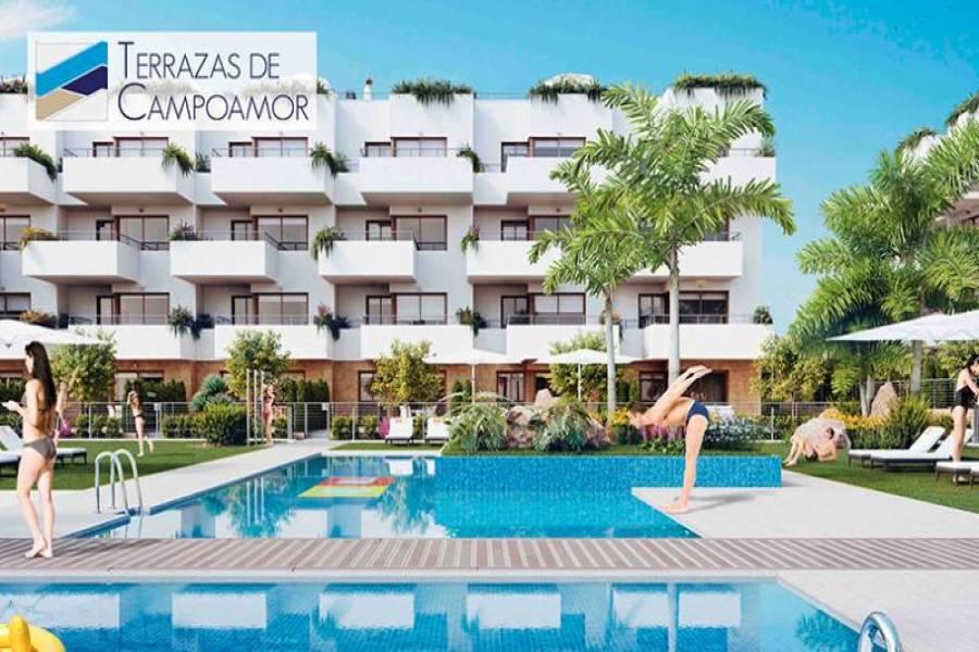 Campoamor,Alicante,España,3 Bedrooms Bedrooms,1 BañoBathrooms,Apartamentos,39369