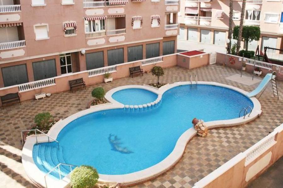 Santa Pola,Alicante,España,3 Bedrooms Bedrooms,2 BathroomsBathrooms,Apartamentos,39398