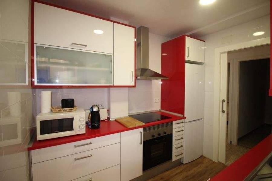 Santa Pola,Alicante,España,3 Bedrooms Bedrooms,1 BañoBathrooms,Apartamentos,39526