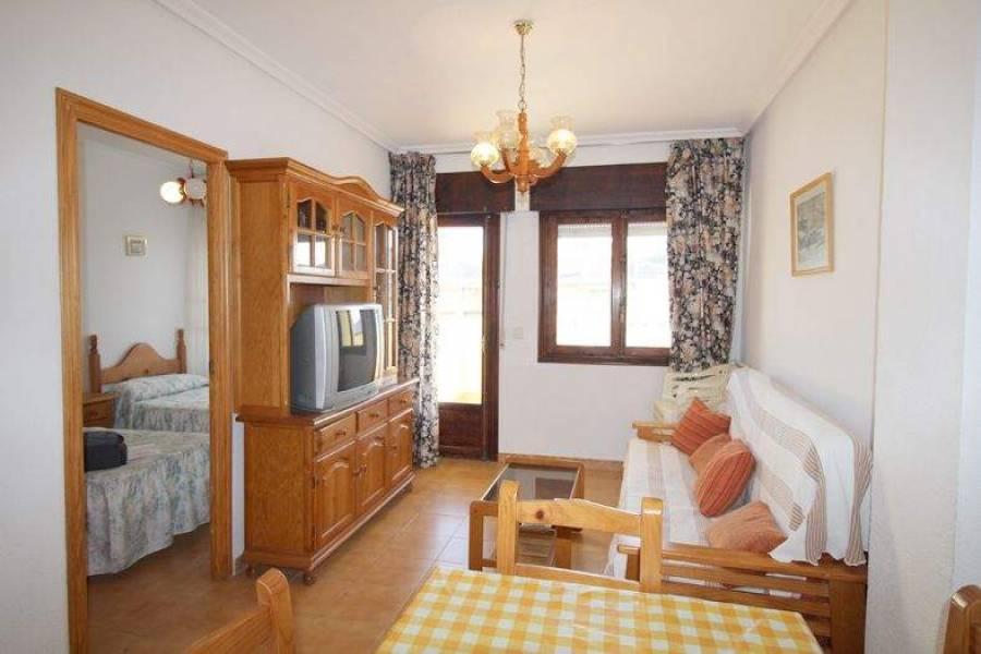 Santa Pola,Alicante,España,2 Bedrooms Bedrooms,1 BañoBathrooms,Apartamentos,39541