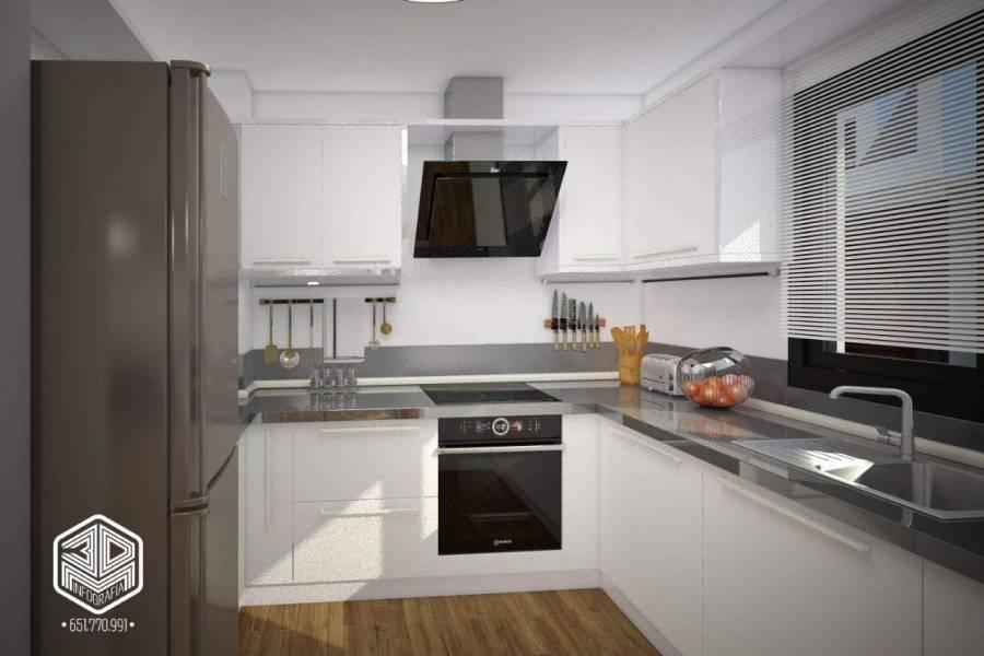 Santa Pola,Alicante,España,3 Bedrooms Bedrooms,2 BathroomsBathrooms,Apartamentos,39548