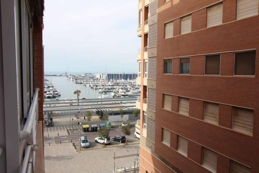 Santa Pola,Alicante,España,2 Bedrooms Bedrooms,2 BathroomsBathrooms,Apartamentos,39558