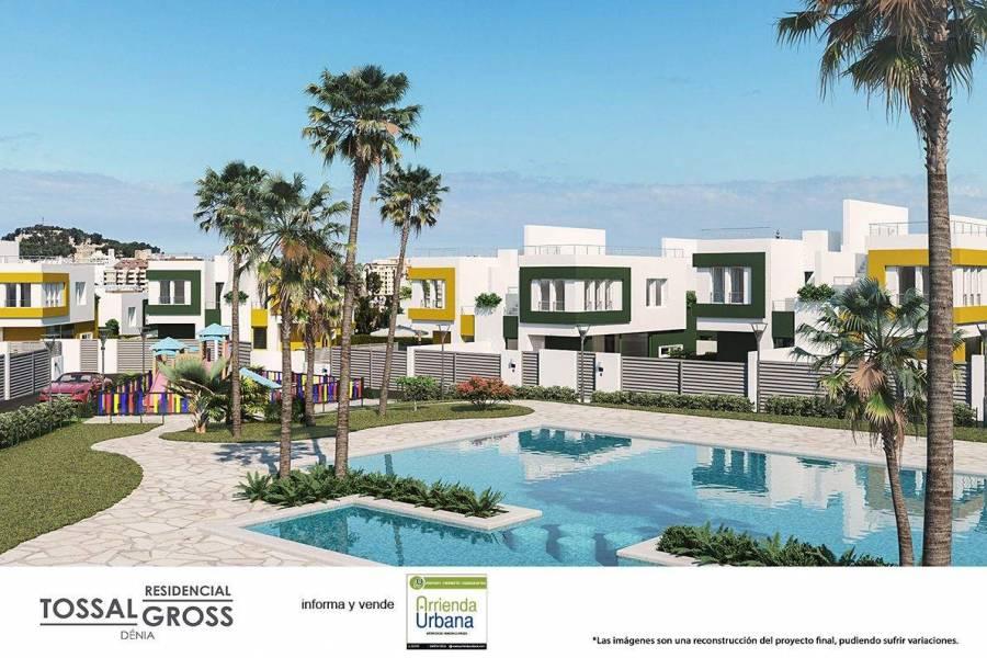 Dénia,Alicante,España,2 Bedrooms Bedrooms,2 BathroomsBathrooms,Casas,39576