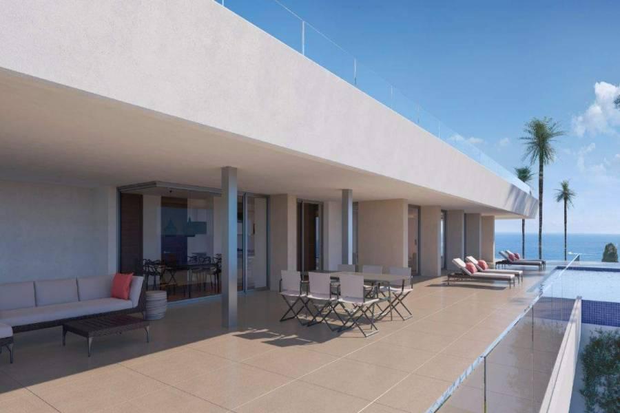 Benitachell,Alicante,España,6 Bedrooms Bedrooms,7 BathroomsBathrooms,Chalets,39601