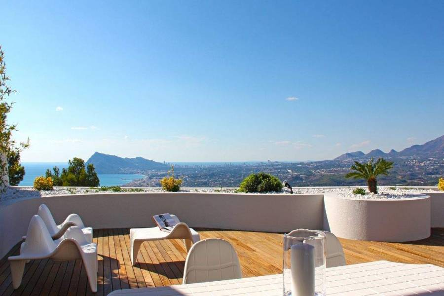 Altea,Alicante,España,3 Bedrooms Bedrooms,3 BathroomsBathrooms,Apartamentos,39604