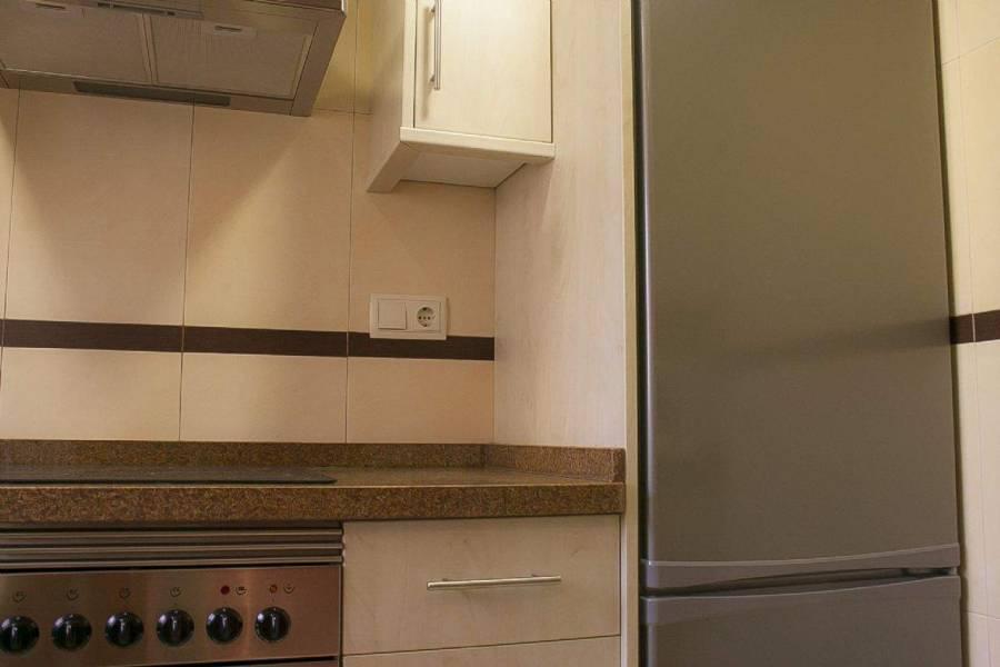 Benidorm,Alicante,España,1 Dormitorio Bedrooms,1 BañoBathrooms,Apartamentos,39616