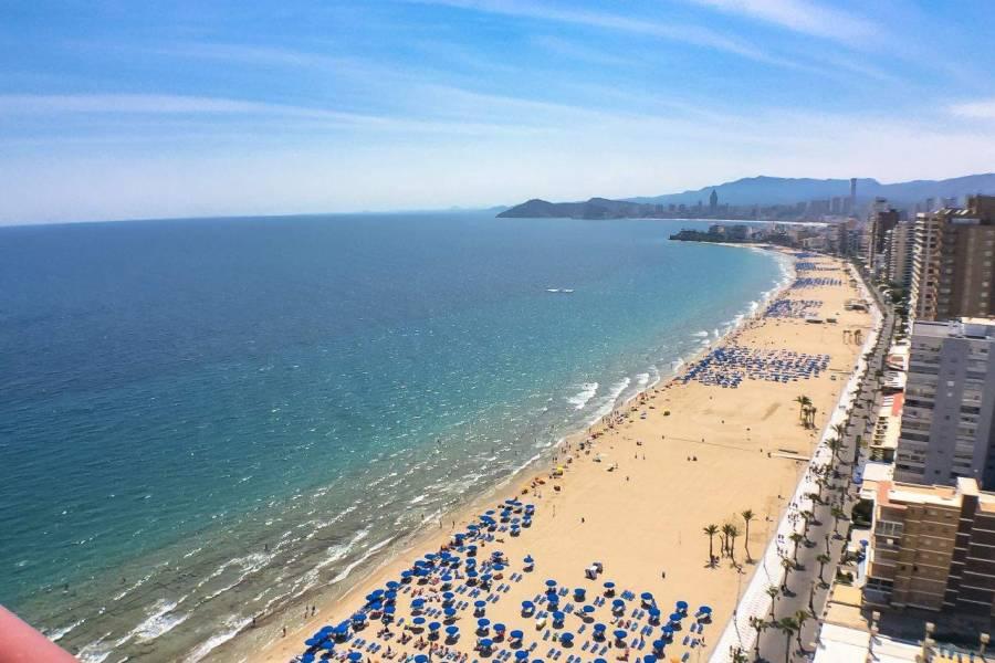 Benidorm,Alicante,España,2 Bedrooms Bedrooms,1 BañoBathrooms,Apartamentos,39618