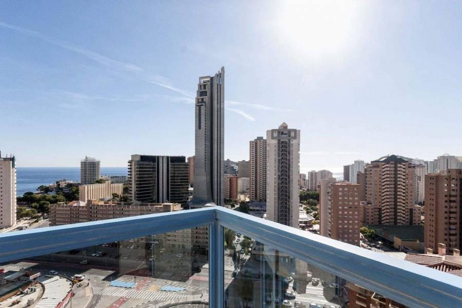Benidorm,Alicante,España,3 Bedrooms Bedrooms,1 BañoBathrooms,Apartamentos,39620