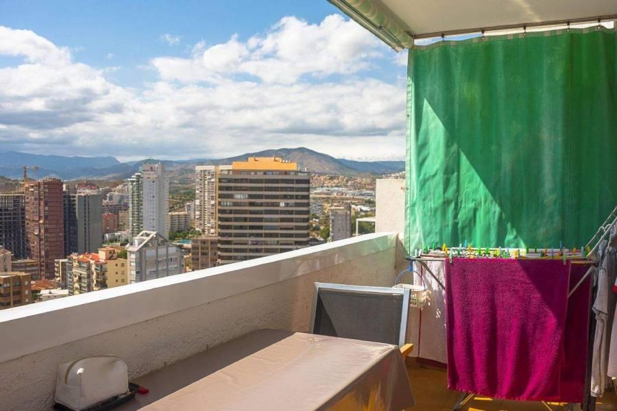 Benidorm,Alicante,España,1 Dormitorio Bedrooms,1 BañoBathrooms,Apartamentos,39625
