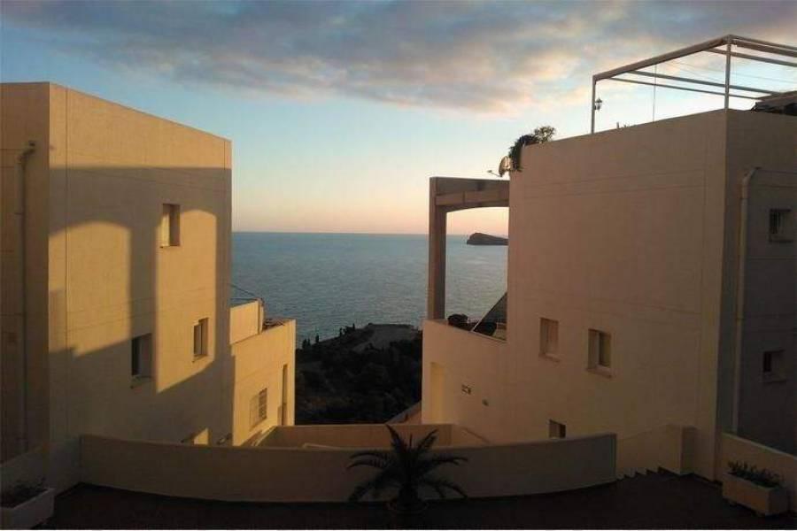 Benidorm,Alicante,España,2 Bedrooms Bedrooms,2 BathroomsBathrooms,Dúplex,39651