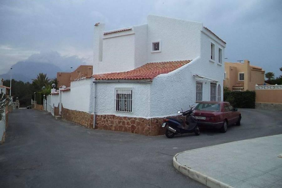 Benidorm,Alicante,España,5 Bedrooms Bedrooms,2 BathroomsBathrooms,Casas,39671